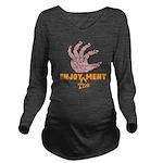 Enjoy the Ments Long Sleeve Maternity T-Shirt