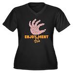 Enjoy the Ments Plus Size T-Shirt