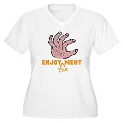 Enjoy the Ments Plus Size T-Shirt