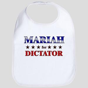 MARIAH for dictator Bib