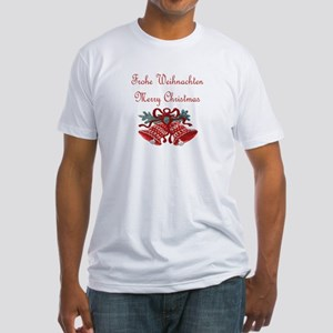 Austrian Christmas Fitted T-Shirt