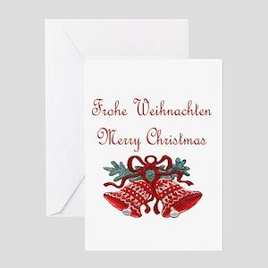 Austrian Christmas Greeting Card