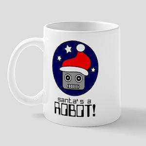 Santa's A Robot! Mug
