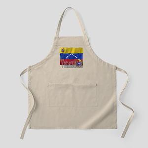 Silky Flag Venezuela BBQ Apron