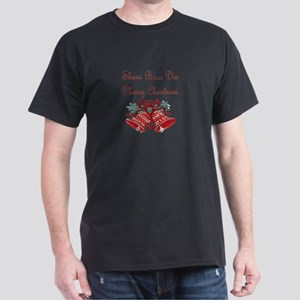 Bangladesh Christmas Dark T-Shirt