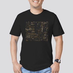 Wuthering Heights Word Cloud T-Shirt