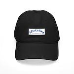 2Dolphins Black Cap