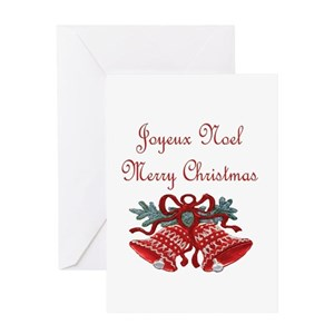 French christmas greeting cards cafepress m4hsunfo