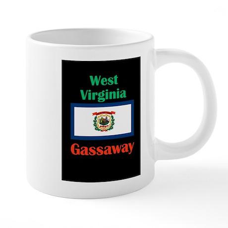 Gassaway West Virginia Mugs