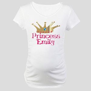 Princess Emily Maternity T-Shirt