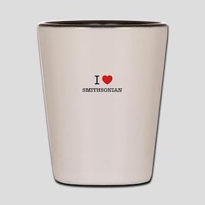 I Love SMITHSONIAN Shot Glass