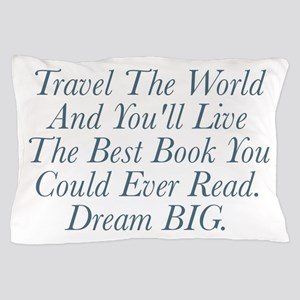 Live The Best Book Pillow Case