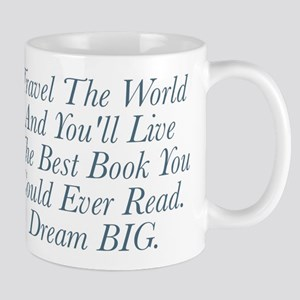 Live The Best Book Mugs