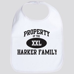Property of Harker Family Bib