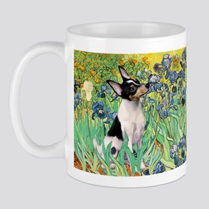 Irises / Toy Fox T Mug