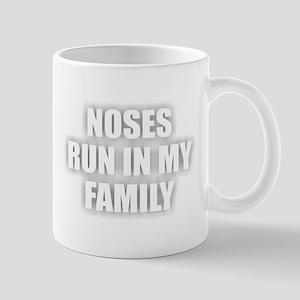 Noses Run Mugs