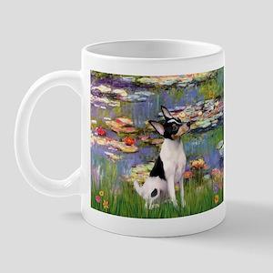 Lilies / Toy Fox T Mug