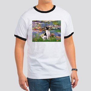 Lilies / Toy Fox T Ringer T