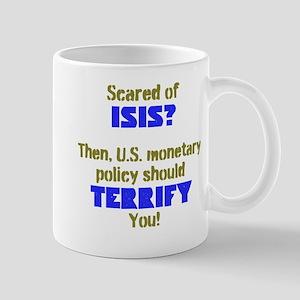 Terrifying Monetary Policy Mugs