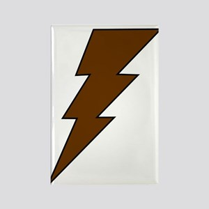 Lightning Bolt 14 Rectangle Magnet