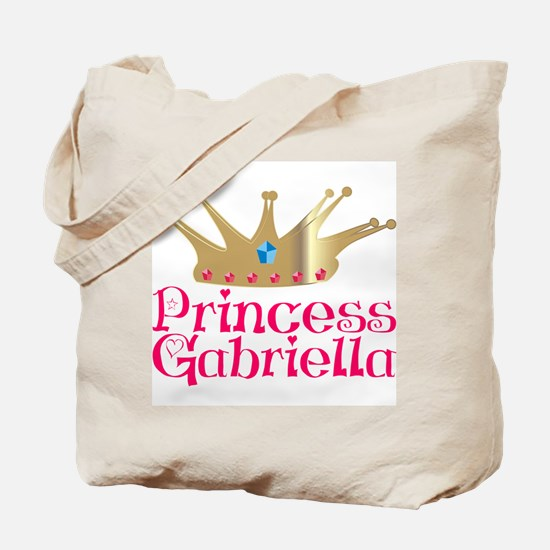 Princess Gabriella Tote Bag