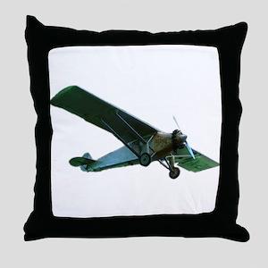 spirit of st. louis Throw Pillow