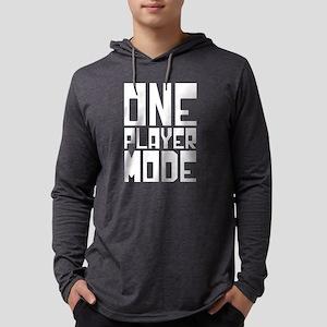 ONE PLAYER MODE Long Sleeve T-Shirt