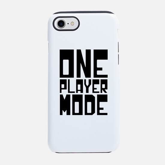 ONE PLAYER MODE iPhone 8/7 Tough Case
