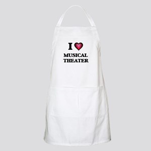 I Love MUSICAL THEATER Apron