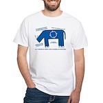 Rhino Facts White T-Shirt