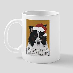 Australian Shepherd Do You Herd Mug