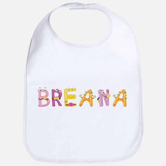 Breana Baby Bib