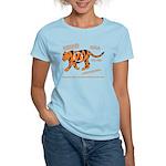 Tiger Facts Women's Light T-Shirt
