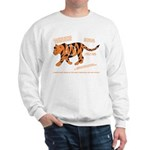 Tiger Facts Sweatshirt