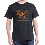 Tiger Facts Dark T-Shirt
