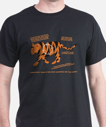 Tiger Facts T-Shirt