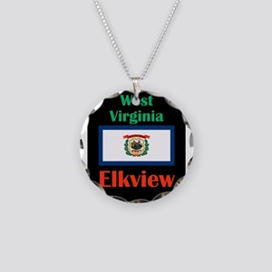 Elkview West Virginia Necklace