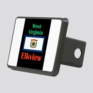 Elkview West Virginia Hitch Cover