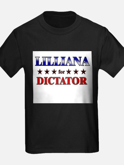 LILLIANA for dictator T