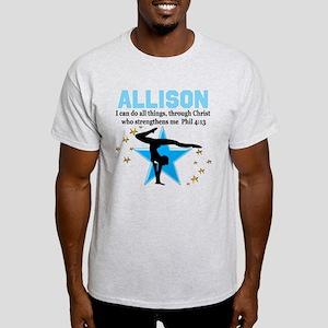 CHRISTIAN GYMNAST Light T-Shirt