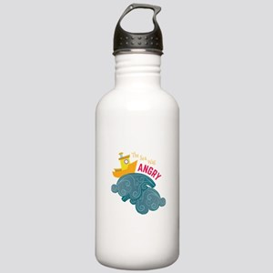 Angry Sea Water Bottle