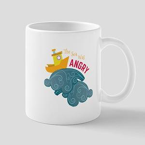 Angry Sea Mugs