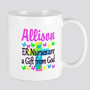 ER NURSE PRAYER Mug
