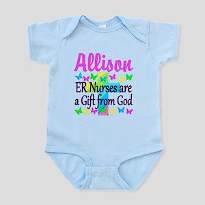 ER NURSE PRAYER Infant Bodysuit