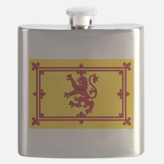 Unique Flag Flask