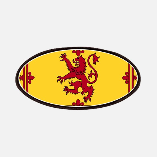 Cute Scotland Patch