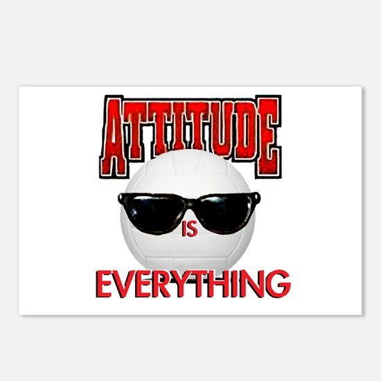 Attitude is Everything Postcards (Package of 8)