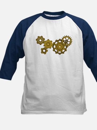 Woven Clockwork Kids Baseball Jersey