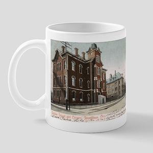 Vintage Ursuline Mug