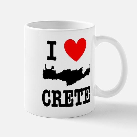 I love Crete Mug